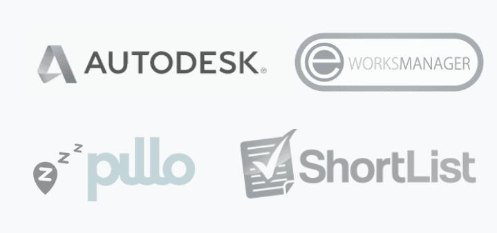 testimonials logos